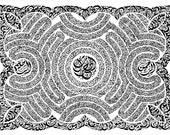 Arabic Calligraphy Print - The Chambers Surah 49