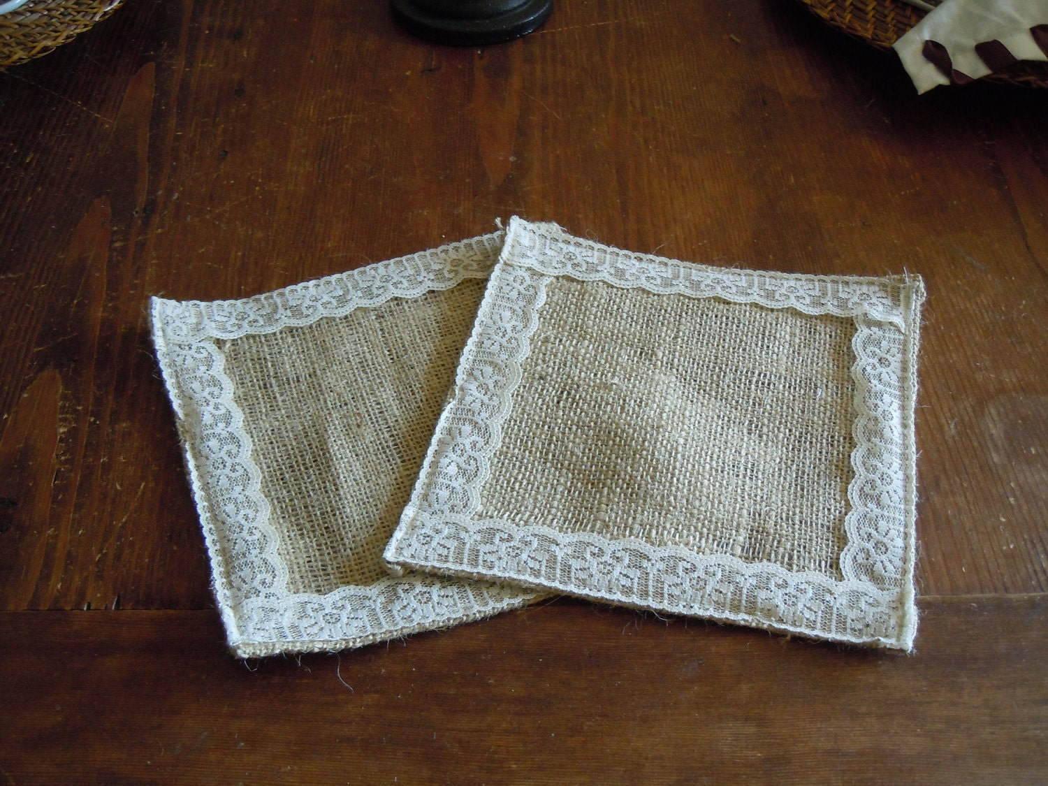 ... ivory lace Natural w/ivory lace Tan w/white lace Natural w/white lace