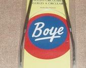 "SALE Boye Circular Knitting Needles Size 4 and 6, 29"" Lot of Two Craft Supplies YacketUSA"