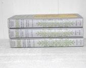 Nancy Drew 3 Books 1960s Vintage Mystery Novel Double Story