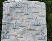 Waterproof Wet Bag - Sail Boats
