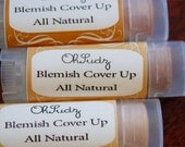 You Choose - BLEMISH COVERUP Makeup Cover Sticks - All Natural - Medium to Heavy Coverage