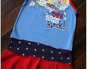 Size 6 USA Girls Rock Dress