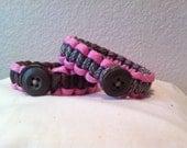 Military Love Paracord Survival Bracelet