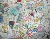 Simply Too Die 4 Mixed CHINTZ  Mosaic Tiles 300  SHABBY