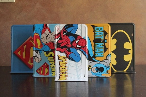 Superhero And Sports Bookends Superman Baseball By
