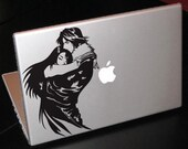 Final Fantasy 8 Decal Macbook Laptop Sticker