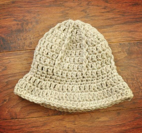 Explorer's Safari Hat Crochet Pattern (381)