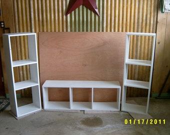 Bookcase, Cubbies, Bench, Shelves, Storage, Furniture, Recycled Wood, Pantry, Kids Room, Bedroom, Bath Room, Bed Room, Kitchen, Garage