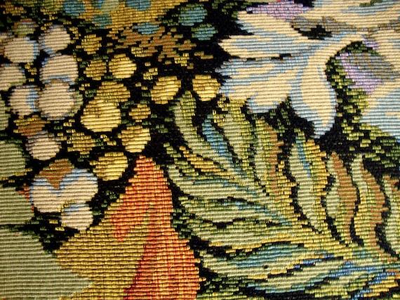 1980s Missoni Designer Tapestry Upholstery Fabric In Bold