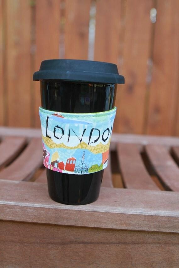 London Coffee Sleeve