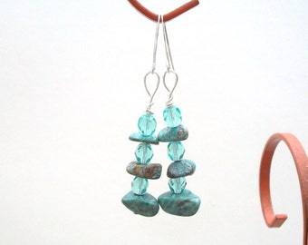 Stone and Crystal Dangles