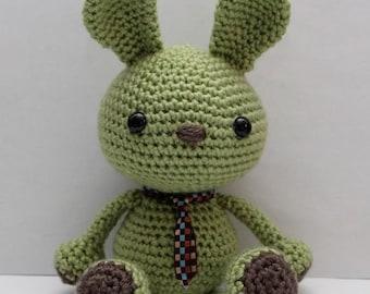 Amigurumi Pattern - Wasabi the Bunny
