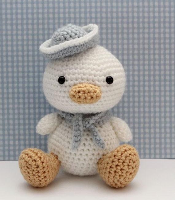 Amigurumi Pattern - Lil Quack