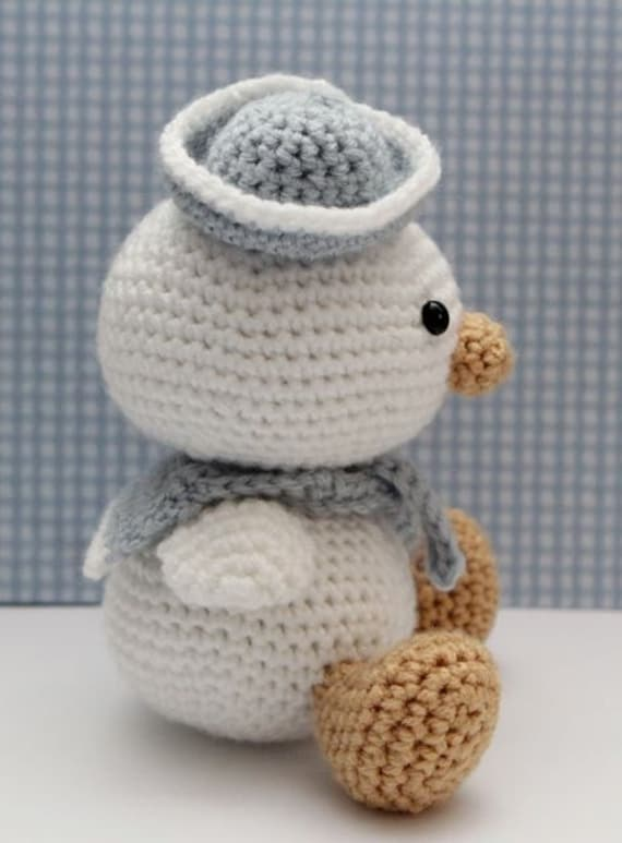 Amigurumi Muster Lil Quack von littlemuggles auf Etsy