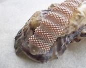 She sells sea shells - Beaded bracelet