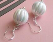 50-07 Little Girl's Vintage Earrings