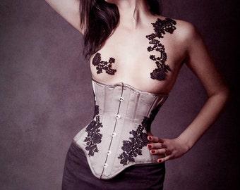Underbust corset - Flora
