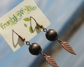 Woods & Trees ... Froshjewels original earrings