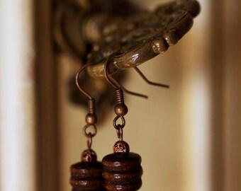 Sweet Honey ... Froshjewels original earrings