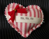 Christmas Tuckaway Hearts
