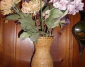 Nantucket Basket Vase