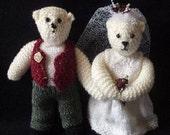 Bride and Groom Bears