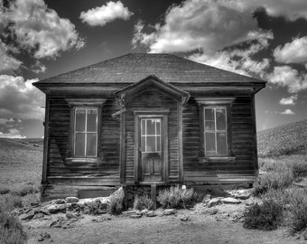 The Front Porch (Bodie, CA)