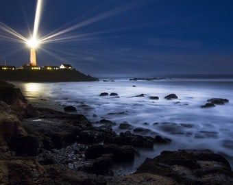 Pigeon Point Lighthouse (California Coast)