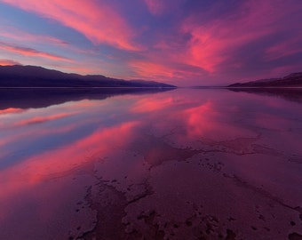 Valley Mirror (Death Valley, CA)