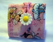 Tea Bag Wallet - I Believe in Fairies