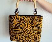 Tiger Print Purse - The Perfect Summer Bag