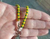 Store Closing Sale - Lindbergh High School Spirit of St. Louis Charm Bracelet