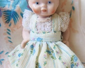 Vintage Bisque Doll-Baby Girl
