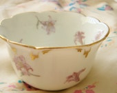 Limoges Porcelain Candy Dish-Lilly