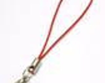 10 Lucky iPhone Cell Phone Charm Strap  Lobster Clasps