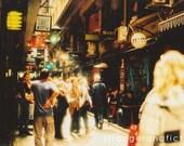Stranger Print - Melbourne Laneway - 6 x 8