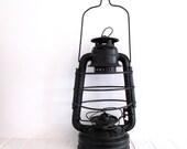 French authentic  large antique lantern