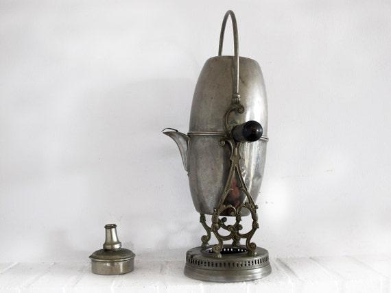 antique french alchemy coffee