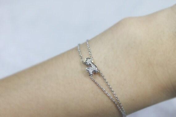 Cute giraffe bracelet - S3223