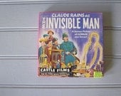 RESERVED Castle Films Super 8, Claude Rains in the Invisible Man