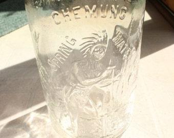 Chemung,  Water Bottle, Half Gallon Water Bottle,  Coin Jar, Water Jug