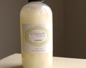 Jasmine Bubble Bath 8oz