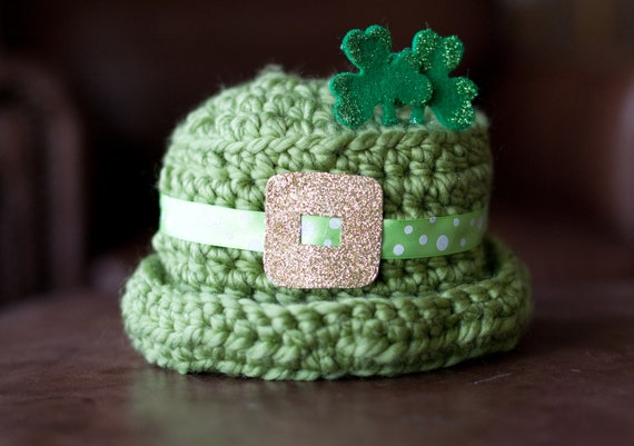 Saint Paddy's Leprechaun Hat