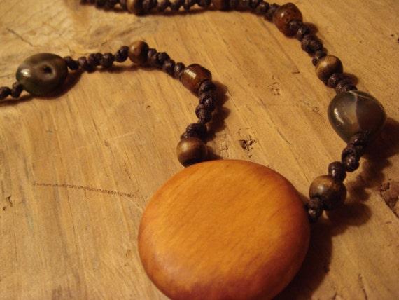 Taiga Mystery...  Ringing Cedars of Russia Siberian Cedar Necklace