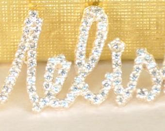 name  sparkle  in diamonds