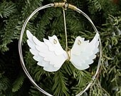 Beat of Angel Wings Ornament