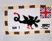Asafo Flags - Dragon