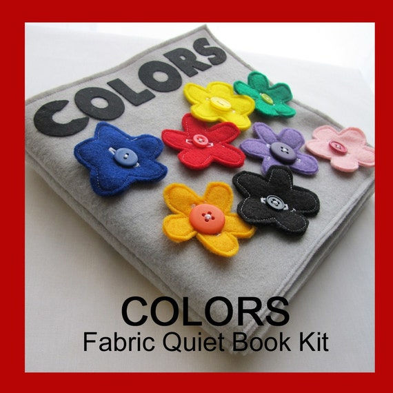 Fabric Book Cover Kit : Unavailable listing on etsy