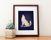 Wolf Art - Wolf Poster